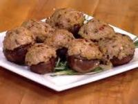 Appetizers - Stuffed Mushroom Recipes By Ann