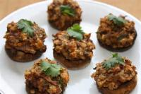 Appetizers - Baked Stuffed Mushrooms
