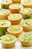 Appetizers - Mini Quiches