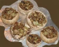 Appetizers - Mushrooms -  Stuffed Mushrooms