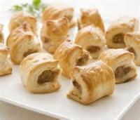 Appetizers - Pork Sausage Rolls