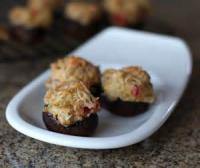 Appetizers - Mushrooms -  Boursin Stuffed Mushrooms