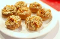 Appetizers - Sausage Stuffed Mushrooms