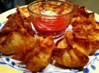 Appetizers - Crab And Cream Cheese Puffs