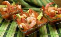 Appetizers - Seafood -  Mexican Shrimp Cocktail