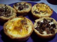 Appetizers - Sausage Mini Sausage Quiches
