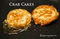 Appetizers - Seafood Crab Cakes By Mimi