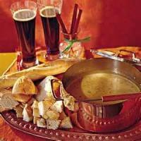 Appetizers - Sausage Pork Sausage Fondue