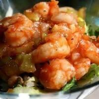 Appetizers - Seafood -  Spicy Marinated Shrimp
