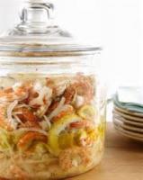 Appetizers - Seafood -  Pickled Shrimp