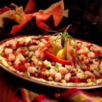Appetizers - Seafood -  Fiesta Shrimp Appetizers