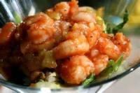 Appetizers - Seafood -  Pickled Shrimp And Vidalia Onion