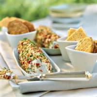 Appetizers - Crab Cream Cheese Brick