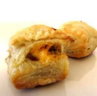 Appetizers - Sausage And Cheese Turnovers