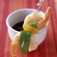 Appetizers - Seafood Marinated Shrimp With Orange