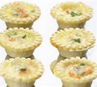 Appetizers - Seafood -  Shrimp Mini Quiches