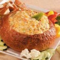 Appetizers - Seafood -  Hot Crabmeat Spread
