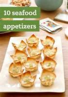 Appetizers - Seafood Crab Rangoon By Joy