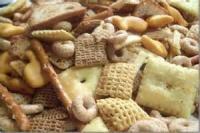 Appetizers - Snack Mix -  Zesty Snack Mix