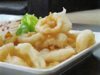 Appetizers - Seafood Squid Tempura