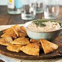 Appetizers - Spread -  Baked White Bean And Rosemary Spread