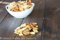 Appetizers - Snack Mix -  Mexican Mix