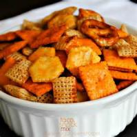 Appetizers - Snack Mix -  Taco Snack Mix