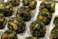 Appetizers - Hot Spinach Balls
