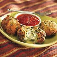 Appetizers - Vegetable Spinach Balls By Sandy
