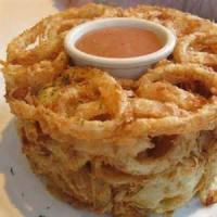 Appetizers - Onion Ring Loaf
