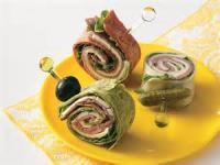 Appetizers - Roast Beef N Swiss Tortilla Roll Ups
