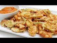 Appetizers - Vegetable Beer-battered Zucchini Fritters