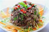 Asian - Beef -  Lao Beef Salad