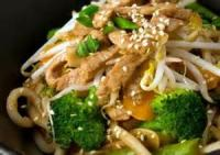 Asian - Chicken -  Chicken Lo Mein