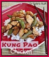Asian - Chicken -  Kung Pao Chicken