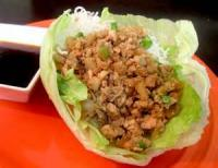 Asian - Chicken -  P.f. Chang's Soothing Chicken Lettuce Wraps