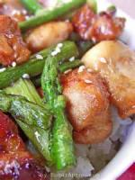 Asian - Chicken -  Quick Chicken Stir-fry