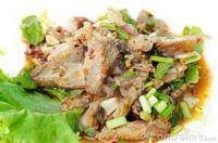 Asian - Appetizer -  Nam Tok