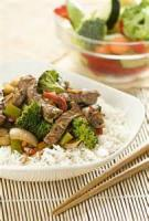 Asian - Beef -  Chinese Beef Strip Marinade