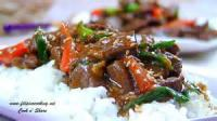 Asian - Beef -  Phillipine Ginger Beef
