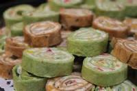Appetizers - Wraps Tortilla Pinwheels