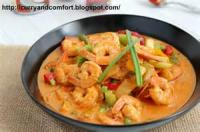 Asian - Appetizer -  Orange Thai Shrimp