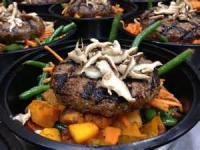 Asian - Beef And Shiitake Stew With Garlic Mashers