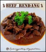 Asian - Beef -  Rengdang
