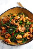 Asian - Chicken -  Sichuan-style Stir-fried Chicken
