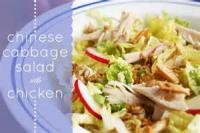 Asian - Chinese Chicken Salad By Connie