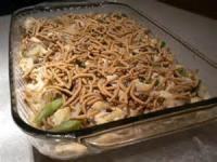 Asian - Chow Mein Chicken Casserole
