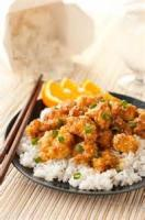 Asian - Chicken -  Orange Chicken