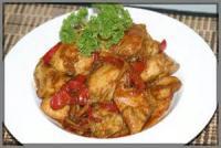 Asian - Chicken Vietnamese Lemon Grass Chicken