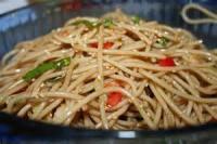 Asian - Pasta -  Cold Sesame Noodles